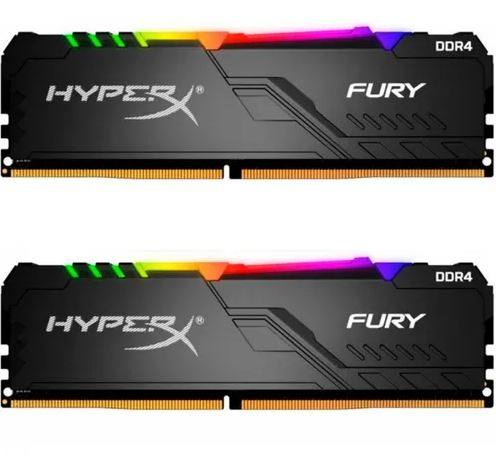 Memoria RAM Kingston RGB 16 GB HX426C16FB3A/16 DDR4
